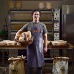 Zsolt Egerszegi who runs the bakery at Camphill Blairdrummond.